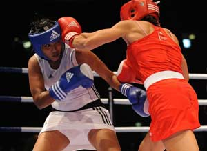 Skirts for female boxers not compulsory: AIBA