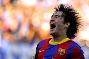 Barcelona sell under-21 star Krkic to Roma