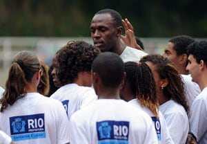 Usain Bolt ready to try football after running at 2016 Rio Olympics