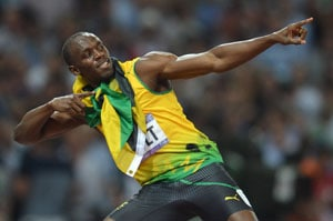 Usain Bolt: The joy of watching the world