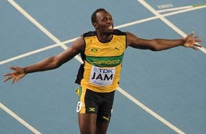 Usain Bolt wins 100m title in Jamaica to reach World Championships