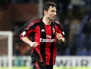 Tearful Mark van Bommel announces Milan departure