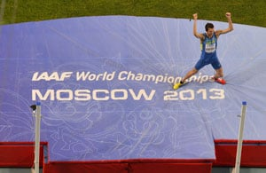 Bohdan Bondarenko benefits from high jump gamesmanship at world athletics
