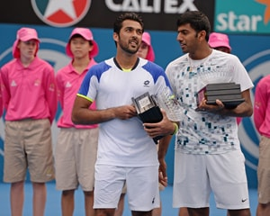 Rohan Bopanna-Aisam-ul-haq Qureshi end runners-up at Sydney International
