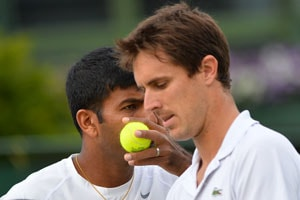 Rohan Bopanna, Roger-Vasselin in Japan Open doubles final