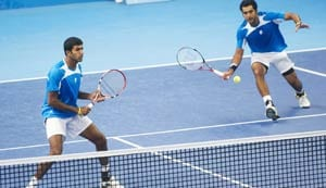 Australian Open: Bopanna-Qureshi toil for win, Sania Mirza cruises to second round in doubles
