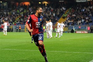 Serie A Saturday round-up: Genoa held by Palermo, Chievo end skid
