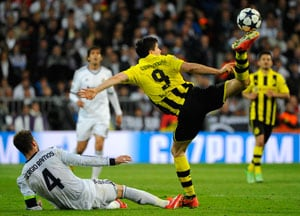Champions League: Real Madrid knocked out despite 2-0 win against Borussia Dortmund