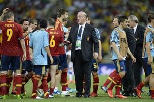 Spain won't sleepwalk into Confed Cup final, says coach Vicente del Bosque