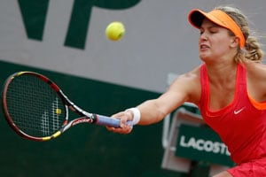 French Open: Eugenie Bouchard Eases Into Quarters