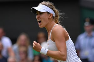 Wimbledon 2013: Eugenie Bouchard wants to start youth revolution