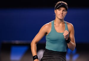 Australian Open: Eugenie Bouchard hailed as new Maria Sharapova