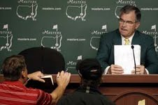 Payne: No comment on membership issues at Augusta