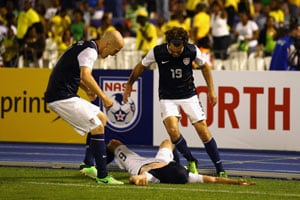 Late strike lifts United States in FIFA World cup qualifying