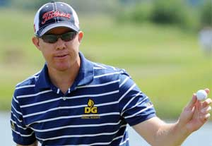Australia's Kennedy leads New Zealand Open by 3