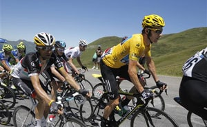 Tour de France in the bag for Bradley Wiggins