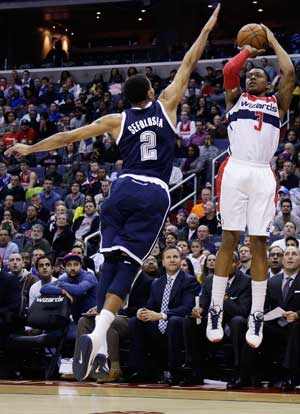 Beal basket sees Wizards stun Thunder