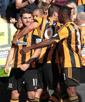 Robbie Brady penalty gives Hull City second successive win