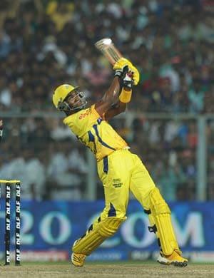 IPL 5: Chennai sneak past Kolkata off the final delivery