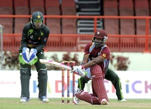 2nd ODI: Bravo brothers help West Indies defeat Pakistan