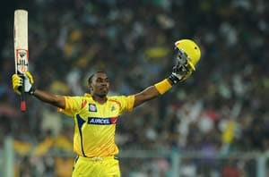 Statistical highlights: Chennai Super Kings beat Kolkata Knight Riders