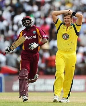West Indies vs Australia: All to play for with series square