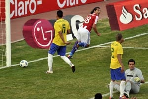Copa favourites Brazil fail to fire again