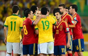 Spain Seek to Extend Historic Run at FIFA World Cup