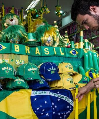 FIFA World Cup: Coach Luiz Felipe Scolari Wants Brazil to Keep Improving
