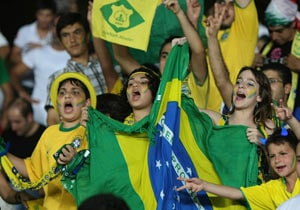 Brazil to ban racist fans from World Cup