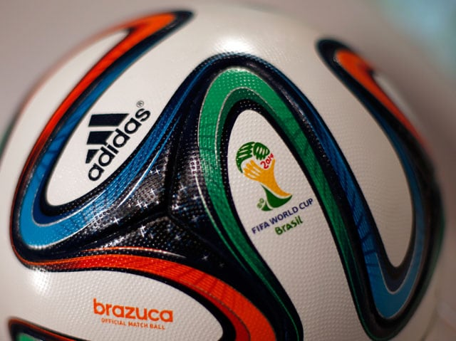 FIFA World Cup: Ball With In-Built Camera to be Used in Brazil