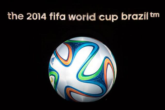 New FIFA 2014 World Cup ball 'Brazuca' unveiled