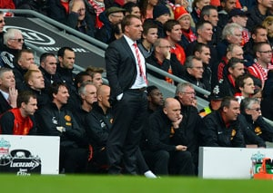 Brendan Rodgers opts for old remedies after latest loss