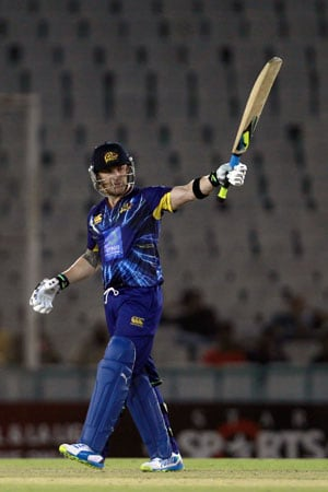 CLT20 qualifier: Otago Volts beat Sunrisers Hyderabad by 5 wickets as McCullum brothers star