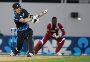 Brendon and Nathan McCullum star as New Zealand trounce West Indies in opening T20I