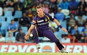 Never thought of cutting down on pace despite injuries: Brett Lee