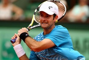 Brian Baker rises to Wimbledon occasion