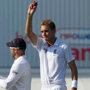 Pre-series planning key to series whitewash: Broad