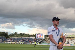 The Ashes: Broad smiles grace Britain's front-pages