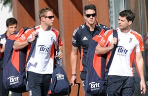 An elated Kevin Pietersen returns for England Tests in India