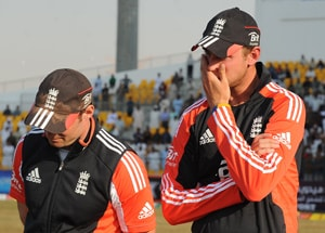 Strauss blames inability to face spin for loss