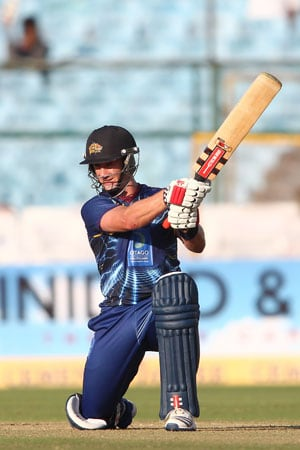 CLT20: As it happened - Otago Volts beat Highveld Lions in Super Over