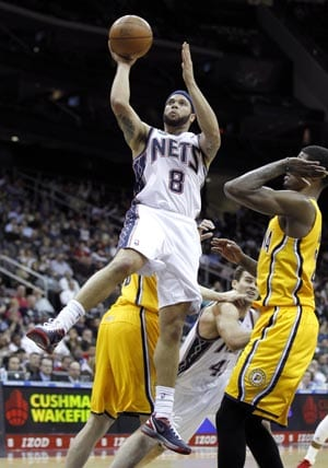 New Jersey Nets too good for Indiana Pacers