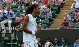Wimbledon 2013: German qualifier Dustin Brown dumps Lleyton hewitt out