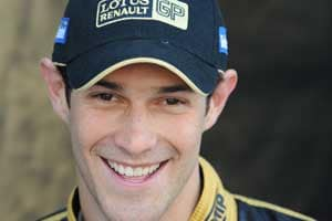 Senna determined to live up to famous name