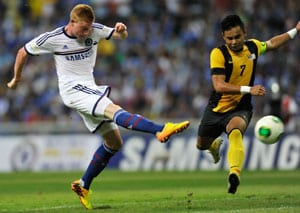 Kevin De Bruyne to miss rest of Chelsea tour