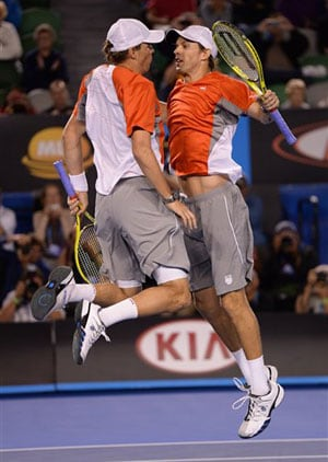 Record-breaking Bryan Brothers claim 13th Grand Slam title
