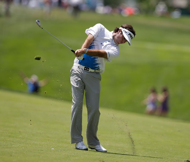 Bubba Watson Leads Lefty Charge at PGA Tour's Memorial Tournament