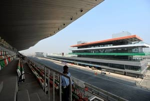 70 percent of tickets for inaugural Indian GP sold