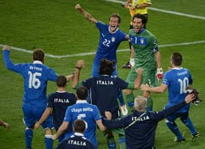 Euro 2012: Italy turn on the style in win over England